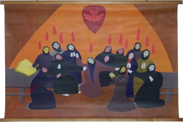 II-8 - De�Uitstorting van de Heilige Geest�